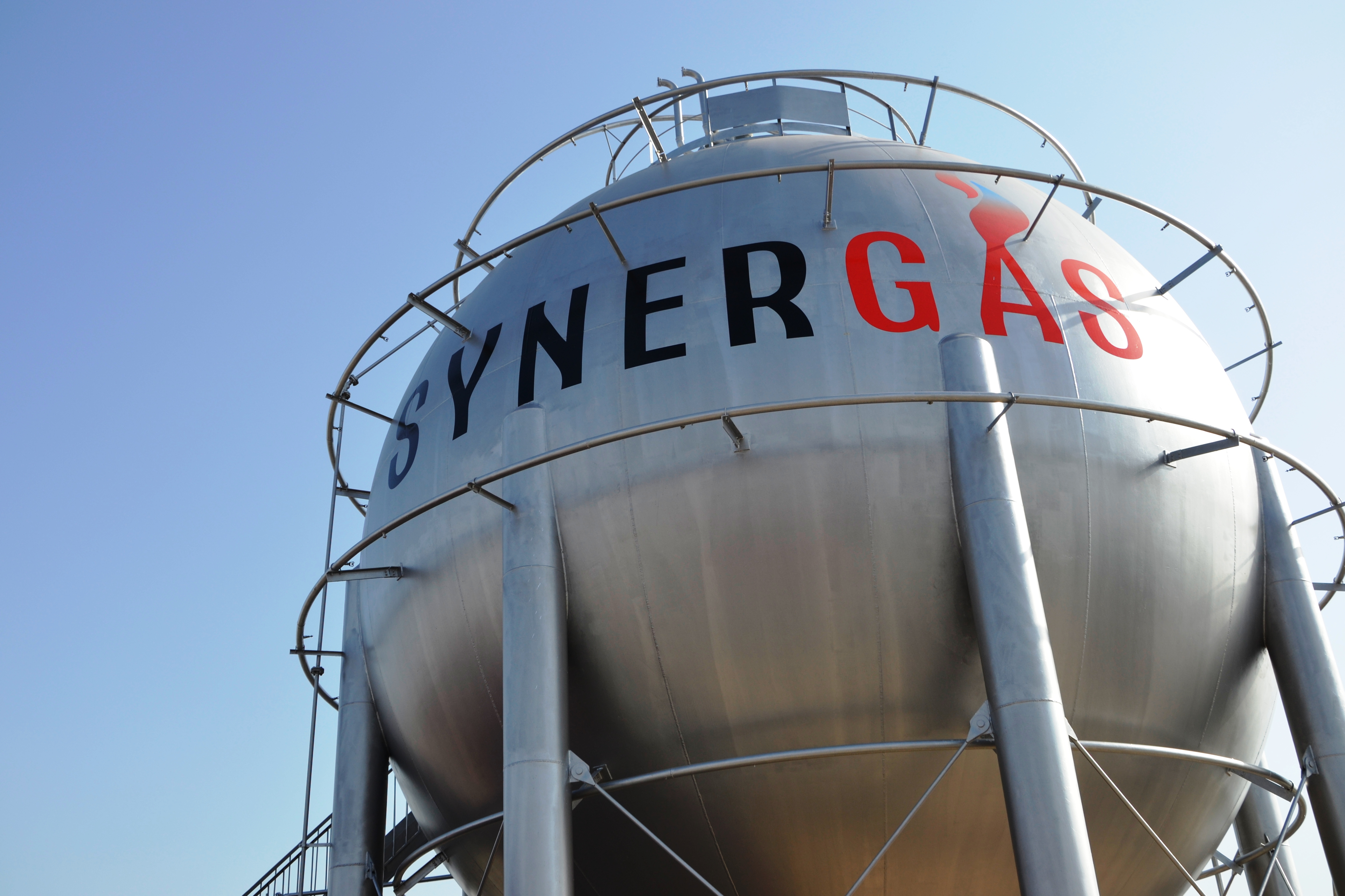 Synergas Presented